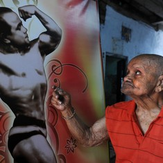 India's first Mr Universe, Manohar Aich, proved his mental and physical strength by living to be 102