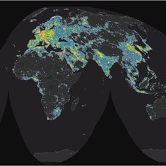New atlas shows extent of light pollution – what does it mean for our health?