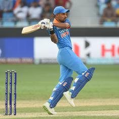 Bangar explains why Dhawan is 'hugely valuable' for India heading into the World Cup