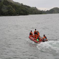 Indonesia: At least one dead, 18 rescued after ferry sinks in Lake Toba