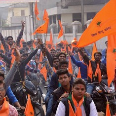 The VHP is insulted by Narendra Modi's criticism of cow vigilante groups