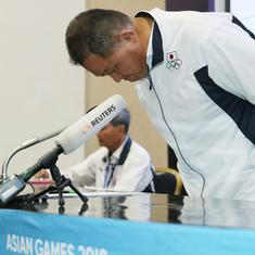 Four Japan basketball players booted from Asian Games in prostitute scandal