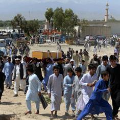 Afghanistan: At least nine civilians die during a raid by security forces in Nangarhar