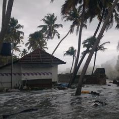 In pictures: Heavy rain lashes Kerala, causes severe flooding, kills 14 people