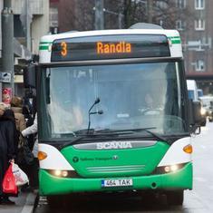 मुफ्त सार्वजनिक परिवहन का यह एस्तोनियाई मॉडल बाकी दुनिया के लिए कितना व्यावहारिक है?