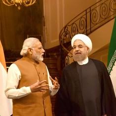 ईरान से अच्छे रिश्तों के लिए जरूरी है कि भारत उसका 40 हजार करोड़ रु का बकाया जल्द चुका दे