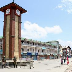 Jammu and Kashmir: Eleven, including four civilians, injured in grenade attack in Lal Chowk
