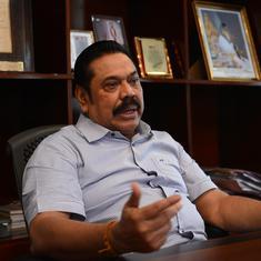 Sri Lanka: Former president Mahinda Rajapaksa sworn in as prime minister