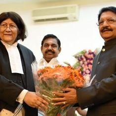 पहली बार देश के चार बड़े उच्च न्यायालयों की कमान महिला मुख्य न्यायाधीशों के हाथ में आई