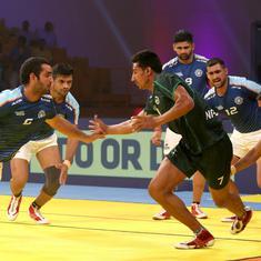 Kabaddi Masters: Captain Thakur's heroics help India thrash Pakistan in 36-20 in opener