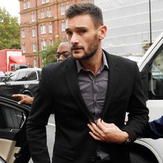 France captain Hugo Lloris avoids jail sentence over drink-driving charge