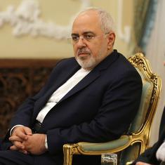 भारत ईरान से तेल का आयात जारी रखेगा : मोहम्मद जवाद ज़रीफ