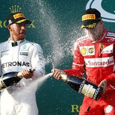 It's game on between Ferrari and Mercedes, and other talking points from the Australian GP