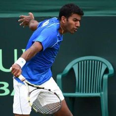 Davis Cup: Captain Bhupathi nominates Bopanna ahead of Paes for Indo-Uzbek clash