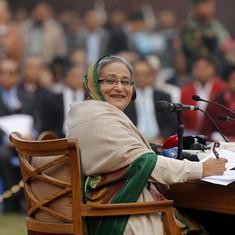 बांग्लादेश में आम चुनाव की घोषणा, विपक्ष ने प्रदर्शन की चेतावनी दी