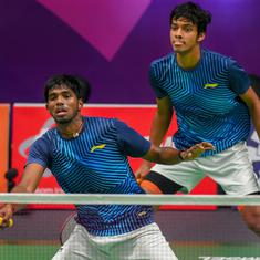Badminton World C'ships: Thailand Open champs Satwiksairaj-Chirag Shetty pull out due to injuries