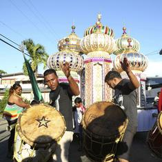 How Muharram travelled from India to Trinidad and became uniquely Caribbean