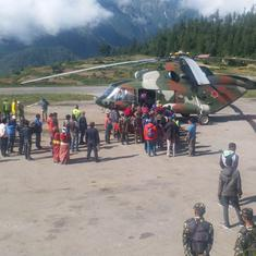 Kailash Mansarovar: All 1,430 pilgrims stranded in Nepal evacuated, says Indian Embassy