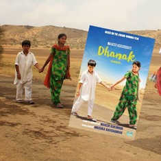 'Dhanak' to 'Dhanak': How to turn a movie into a book