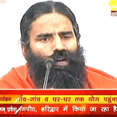 Watch: What Ramdev, Jaggi Vasudev and Ravi Shankar have said about homosexuality in the past