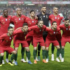 'I think we are stronger than Morocco,' says Portugal striker Andre Silva