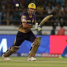 Chris Lynn's injury not as bad as we thought: Kolkata Knight Riders coach Jacques Kallis