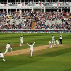 Story of inspired performances and dropped catches: How the Edgbaston Test swung back and forth