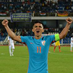 India football match 'sold out' after emotional plea by captain Sunil Chhetri