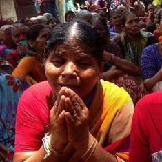 As Telangana turns two, 30,000 villagers in protest mode