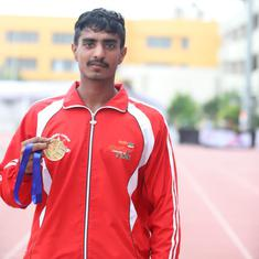 Mohit Kumar sets Under-18 national record in men's Decathlon with 6707 points