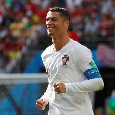 Football: France, England book their Euro 2020 spots; Ronaldo hat-trick puts Portugal on the brink
