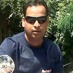 Uttar Pradesh: Police constable arrested after shooting unarmed man dead in 'self defence'