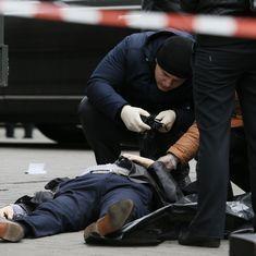 Ukraine: Former Russian lawmaker and Vladimir Putin critic shot dead in Kiev