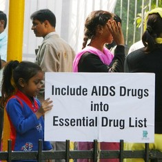 Why reticent HIV patients in Ahmednagar are braving stigma to organise street protests