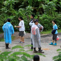 Thailand: Tenth boy rescued from cave as mission continues on third day