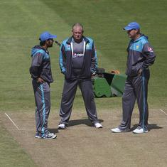 Steve Rixon to step down as Pakistan's fielding coach after Scotland T20s
