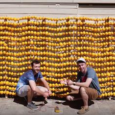 Watch: Can a battery made of 1,232 lemons charge an electric car? Two YouTubers gave it a shot