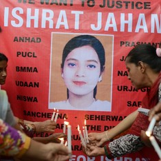 Ishrat Jahan case: IPS officer who investigated incident gets showcause notice