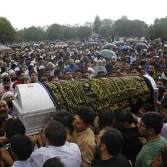 शुजात बुखारी की हत्या ने पत्रकारों में जो डर पैदा किया है क्या उसका पहला शिकार सच होगा?