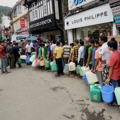 Shimla water crisis: Himachal Pradesh HC asks if new construction should be allowed in the city