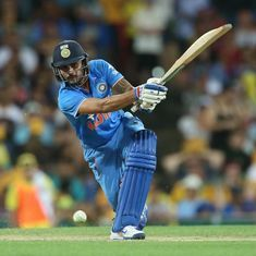 Deodhar Trophy: Manish Pandey's ton powers India B to 32-run win over Tamil Nadu