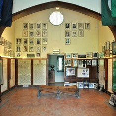 Pakistan's only cricket museum – hidden away at a ground that hosted India's first international win