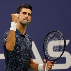'I'm very proud of that achievement': Novak Djokovic reflects on 'perfect' five months