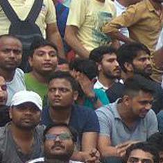 प्रतियोगी परीक्षाओं की तैयारी के लिए दिल्ली आए ये छात्र धरने-प्रदर्शन पर क्यों उतर आए?