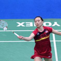 USA's Beiwen Zhang sets up crowdfunding campaign to travel to her first badminton world championship