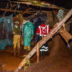 Kenya: 32 killed after dam bursts near city northwest of Nairobi
