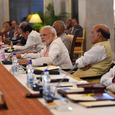 Help people benefit from central development schemes, Narendra Modi tells governors