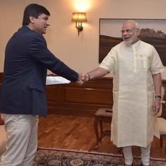पत्रकार का दावा, नरेंद्र मोदी का इंटरव्यू लेने से पहले ही सवालों की सूची मांग ली गई थी