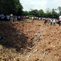 Himachal Pradesh: Pilot dies after MiG-21 fighter jet crashes in Kangra