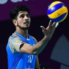Asian Games: India lose 1-3 to Pakistan in men's volleyball despite early lead